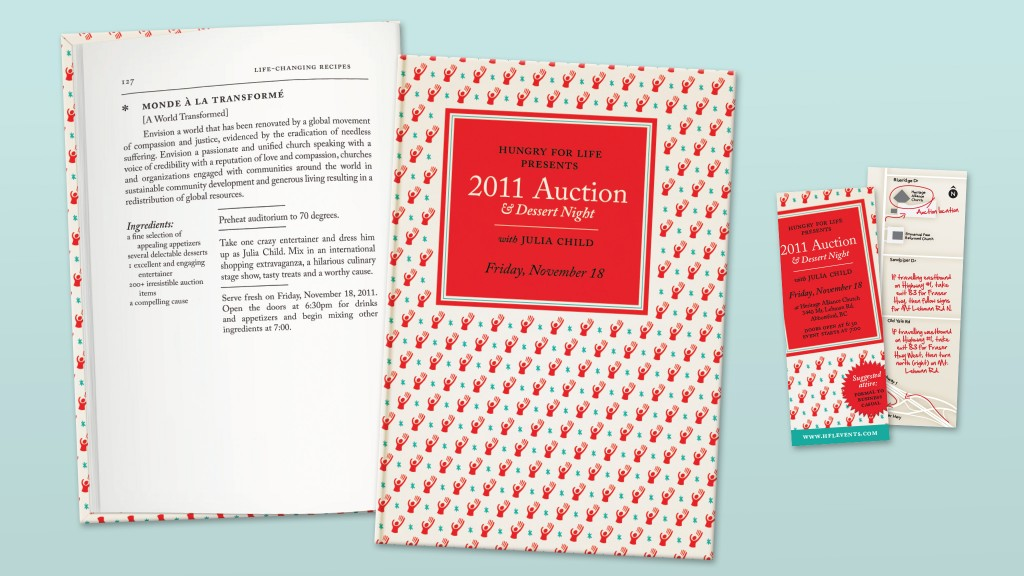 HFL Auction 2011 Invite